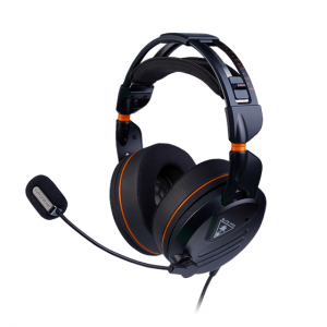Slušalice TURTLE BEACH Elite Pro, mikrofon, PC/PS4/Xbox, crne